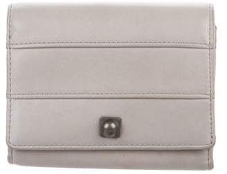 Reed Krakoff Leather Flap Wallet