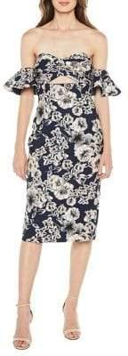 Bardot Casey Off-the-Shoulder Dress