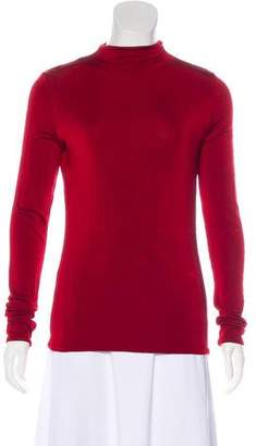 Jean Paul Gaultier Long Sleeve Knit Top