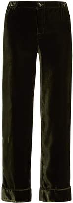 F.R.S - FOR RESTLESS SLEEPERS Mid-rise straight-leg trousers