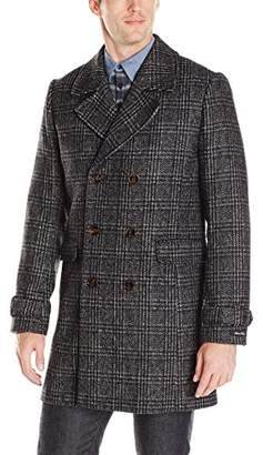 Ted Baker Men's Watts Double Breasted Coat