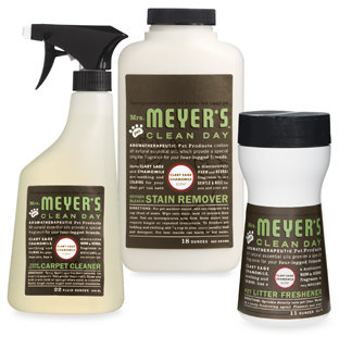 Mrs. Meyer's® Clean Day Home Cleaners for Pet Owners