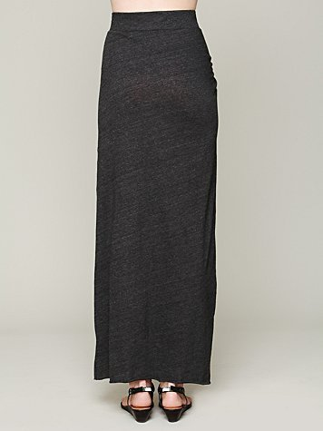 Free People High to the Thigh Skirt