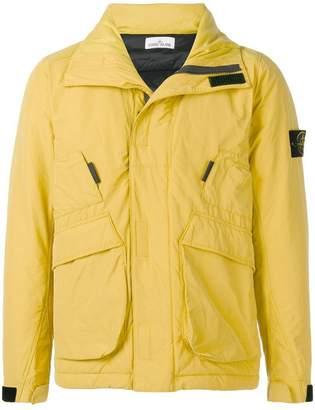 Stone Island padded loose jacket