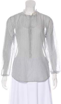 Giada Forte Collection by Stripe Long Sleeve Top