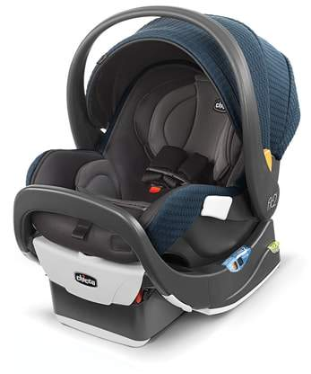 Chicco Fit2 2018 Rear-Facing Infant & Toddler Car Seat