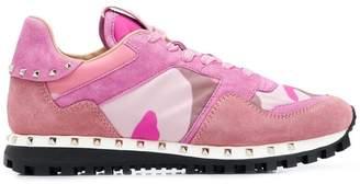Valentino Sole Rockstud sneakers