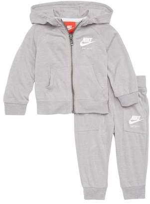 Nike Zip-Up Hoodie & Pants Set