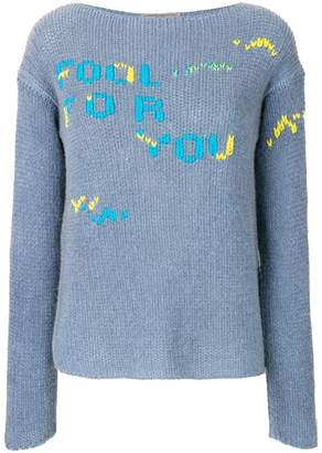 Ermanno Scervino Fool For You jumper