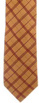 Burberry Silk Patterned Tie