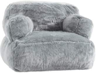 ... Pottery Barn Teen Iced Faux-Fur Quarry Eco-Lounger  sc 1 st  ShopStyle & Floor Lounger - ShopStyle
