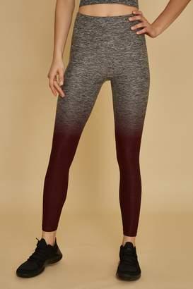 Beyond Yoga High Waist Ombre Midi Legging