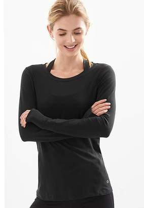 Gap GapFit Breathe Long Sleeve T-Shirt