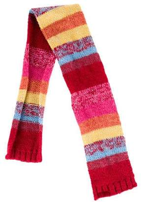 Catimini Girls' Striped Scarf