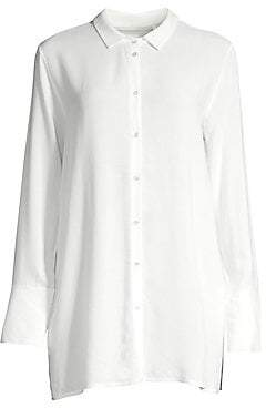 Hanro Women's Favorites Long-Sleeve Shirt