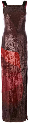 Tom Ford sequins embellished dress