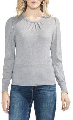 Vince Camuto Puff Sleeve Pullover