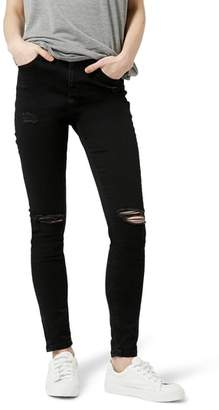 Topshop Moto Jamie Ripped Jeans
