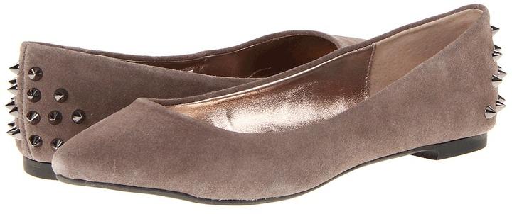 Steve Madden P-Inklet (Taupe Suede) - Footwear