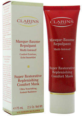 Clarins Unisex Skincare Super Restorative Replenishing Comfort Mask 73.75 ml