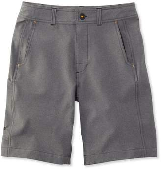 L.L. Bean L.L.Bean Boys' Land-to-Sea Short, Heather