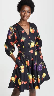MSGM Mini Fruit Dress