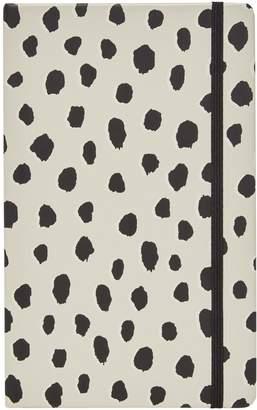 Kate Spade Flamingo dot large notebook