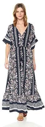 MinkPink Women's in Bloom Maxi Dress