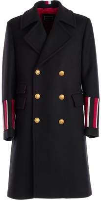 Tommy Hilfiger Double Breasted Coat