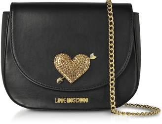 Love Moschino Evening Bag Crossbody w/Strass