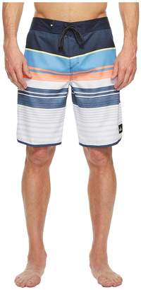 Quiksilver Eye Scallop 20 Boardshorts Men's Swimwear