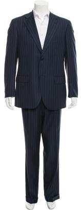 Luigi Bianchi Mantova Wool Two-Piece Suit