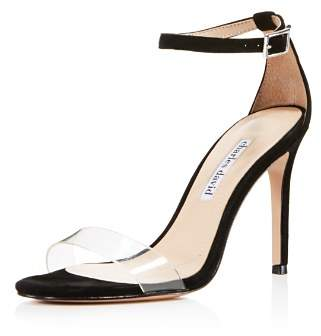 Charles David Women's Cristal Suede High-Heel Sandals