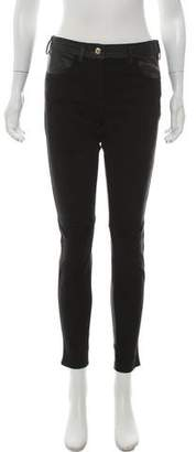 Givenchy Lambskin Leather Pants