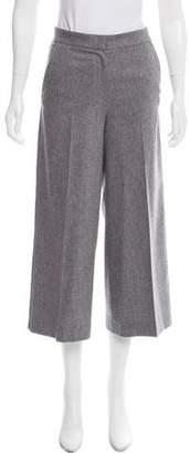 Les Copains Wool Wide-Leg Pants w/ Tags