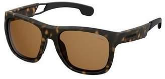 Carrera Men's 4007/s Polarized Rectangular Sunglasses