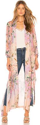 Spell & The Gypsy Collective Lily Maxi Kimono