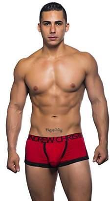 Andrew Christian Men's CoolFlex Active Boxer W/Show-It