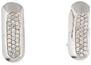 Chimento 18K Diamond Pavé Earrings