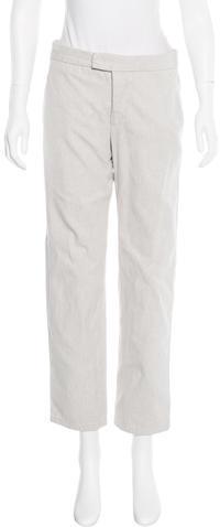 Isabel MarantIsabel Marant Mid-Rise Straight-Leg Jeans