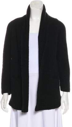 Vince Long Sleeve Wool Cardigan