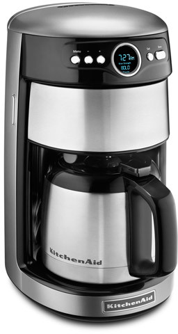 KitchenAid 12-cup Thermal Carafe Coffee Maker, KCM1203