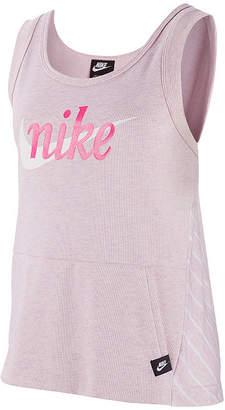 Nike Girls Scoop Neck Tank Top - Big Kid