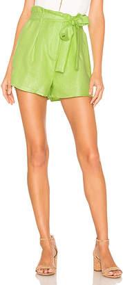 J.o.a. Waist Self Tie Shorts