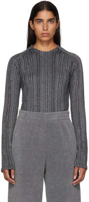 Gmbh GmbH Silver Lyra Crewneck Sweater