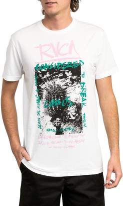 RVCA Chaos Cactus Graphic T-Shirt