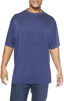 Champion Short Sleeve Crew Neck T-Shirt-Big and Tall