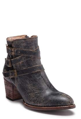 Bed Stu Bed|Stu Begin Leather Ankle Bootie