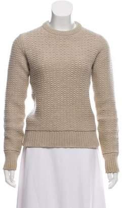Louis Vuitton Cashmere Crew Neck Sweater