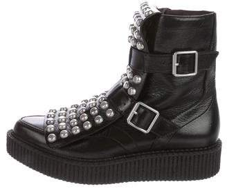 Marc by Marc Jacobs Bowery Studded Ankle Boots